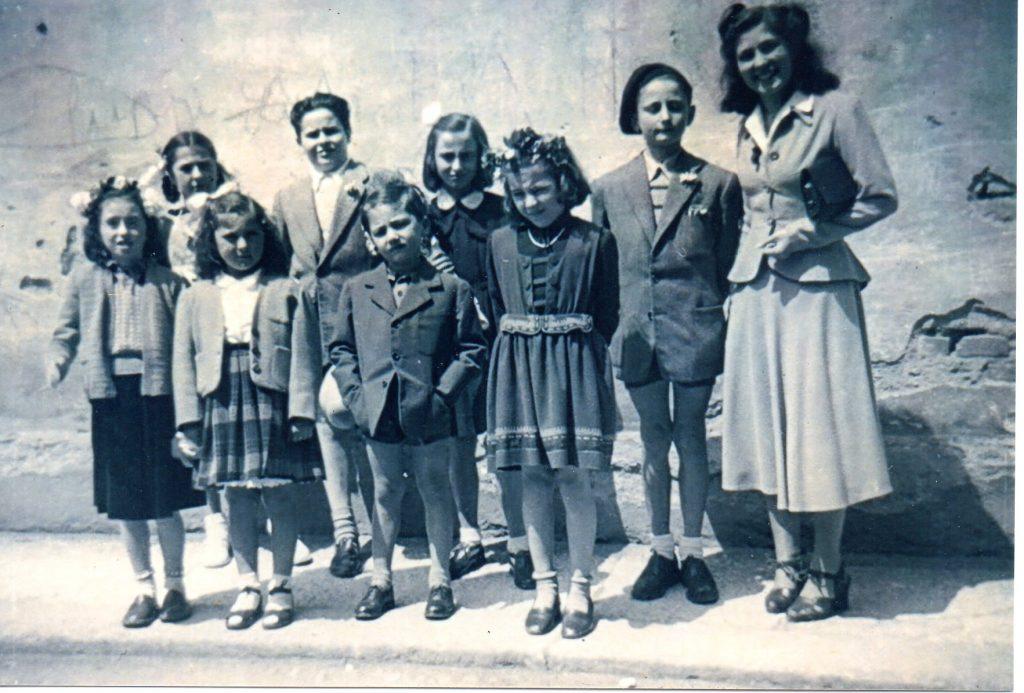I bambini della scuola domenicale